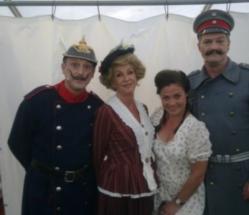 Frau Luna - Beelitzer Festspiele 2015