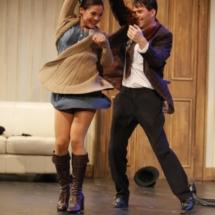 Bühne - Die Mausefalle