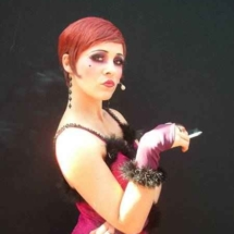 Bühne - Cabaret
